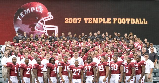 2007 0 Roster Temple University Athletics