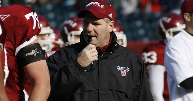 Temple's Tom Deahn Named National Ops Director of the Year