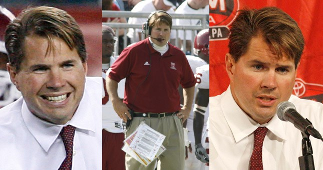 Temple's Al Golden Named Maxwell Club's 2009 Tri-State Coach of the Year