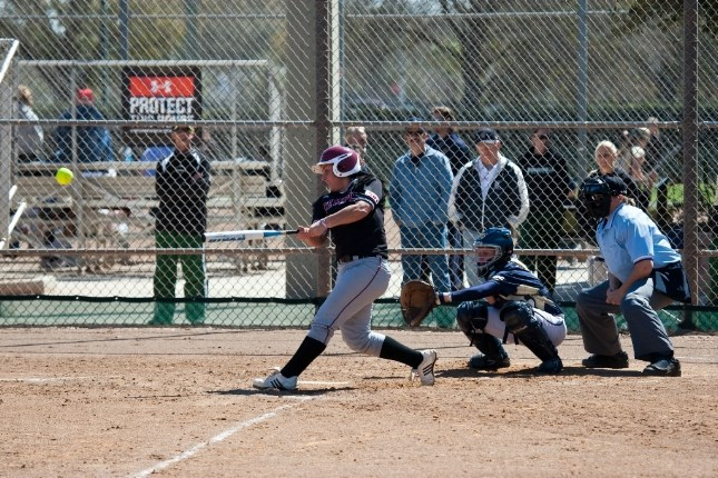Softball Splits Doubleheader with Visiting UMBC