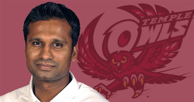 Bakeer Ganes Hired as Head Coach of Temple Volleyball