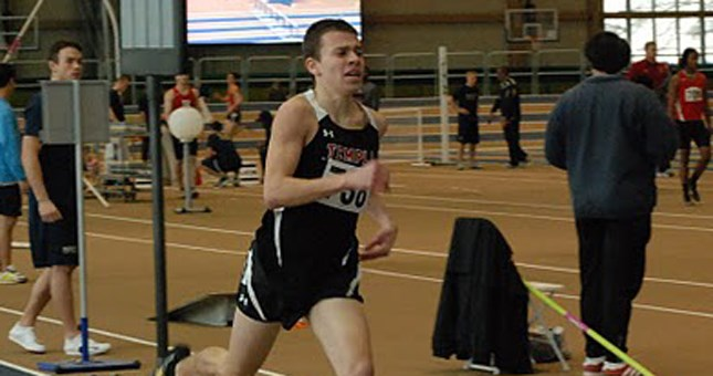 Men's Track & Field Competes At Greyhound Invitational