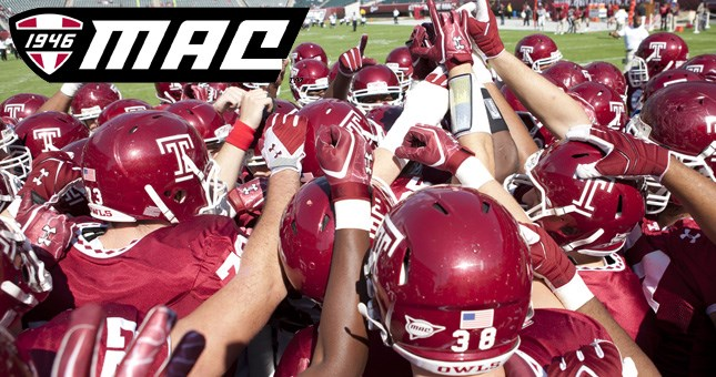 Temple Travels to Ohio for Wednesday Night MAC East Clash on ESPN