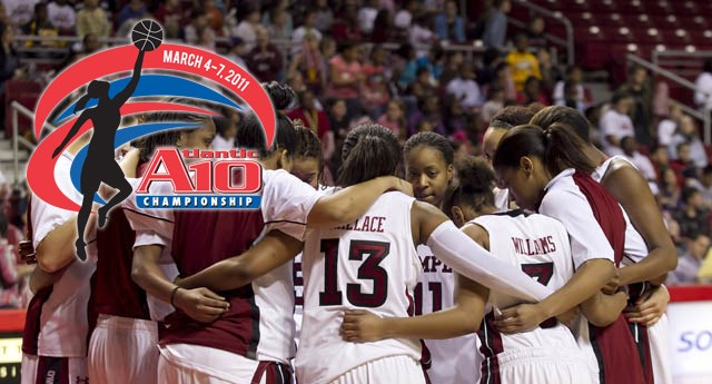 A-10 Tournament Awaits - Women's Basketball to Play Quarterfinal Game on Saturday, March 5