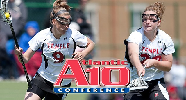 Parcell and Tabor Earn Atlantic 10 Weekly Honors for Lacrosse