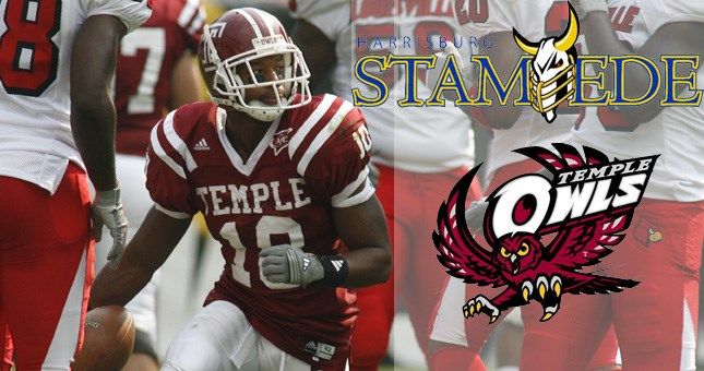 Jamel Harris Signs with Harrisburg Stampede