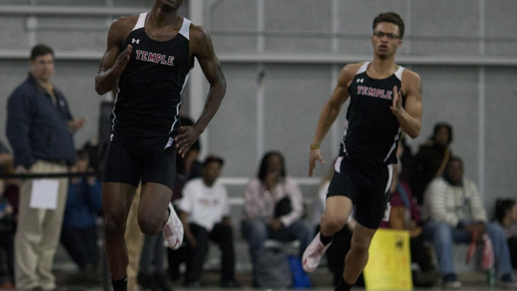 Men's T&F Gives Good Showing at NYC Gotham Cup