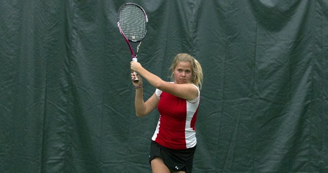 Women's Tennis Earns Fourth Seed at Upcoming Atlantic 10 Tournament