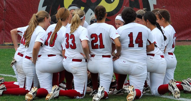 Today's Softball Doubleheader To Be Streamed Live