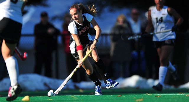 Field Hockey's Amber Youtz and Kelly Driscoll Selected to Compete in the Women's National Championship