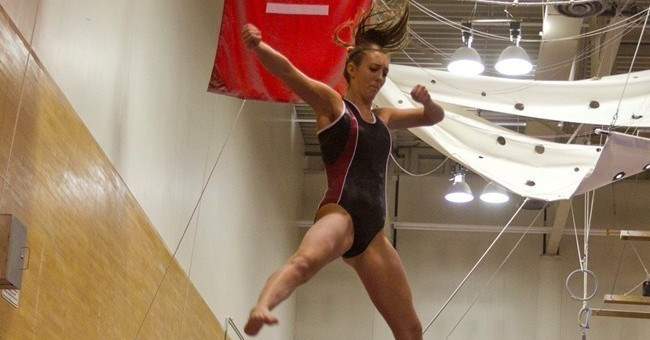Beam Lineup Stands Out In Women's Gymnastics Season-Opener At Lindsey Ferris Invite