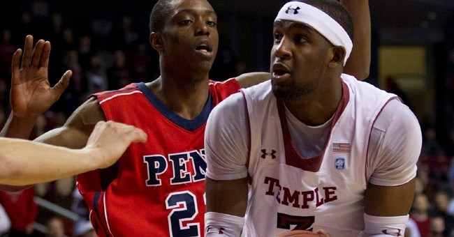 Wyatt Carries Temple To 76-69 Win Over Penn