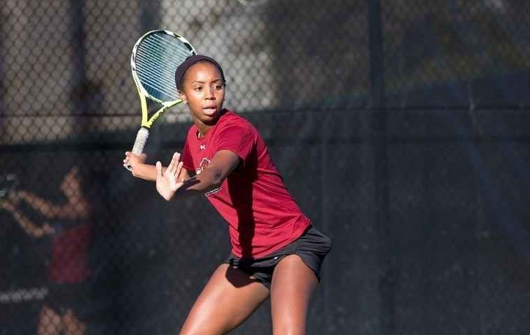 Batey and Doms Advance in Doubles Main Draw at USTA/ITA Atlantic Regional