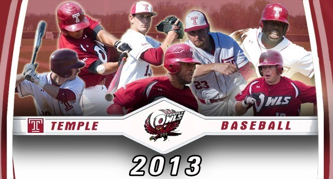 Baseball Makes 2013 Home Debut Wednesday At 3:30 PM Vs. Lafayette