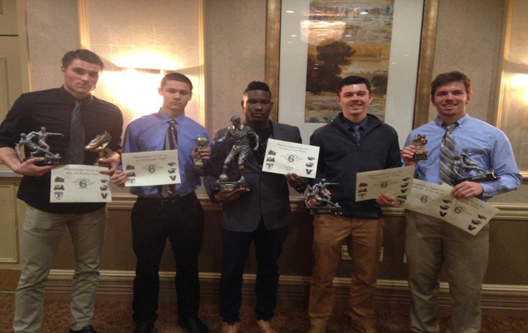 Men's Soccer Receives Several Philadelphia Soccer Six Awards