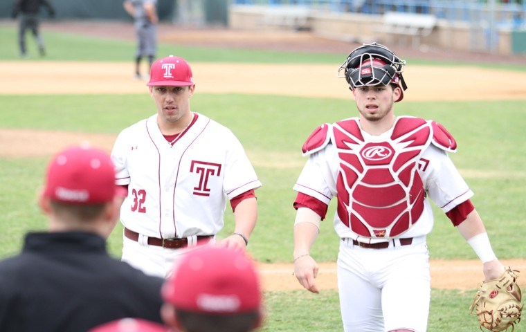 Baseball Travels to Rutgers for American Weekend Series