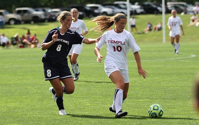 Women's Soccer Heads to the Cornell Classic This Weekend