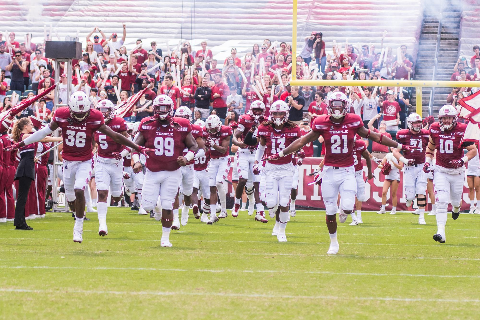 Image result for temple football 2019