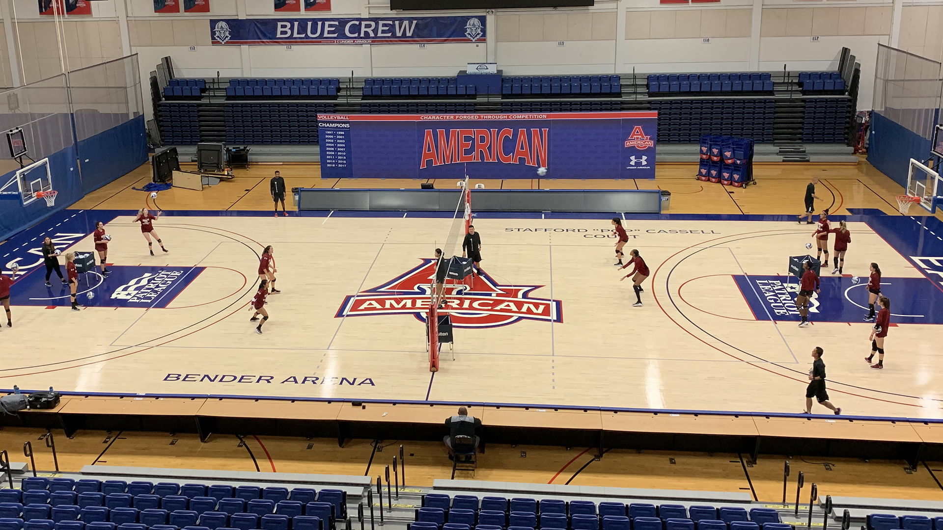 Volleyball Set For American Volleyball Classic Temple University Athletics