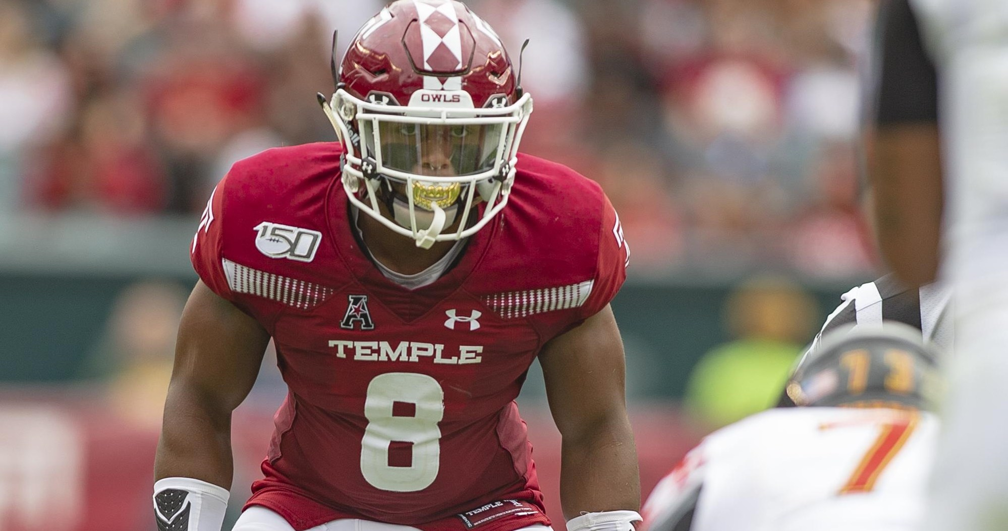 Football's Graham-Mobley Earns Wuerffel Trophy Watch List Honors - Temple  University Athletics